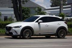 Personbil Mazda CX-3, cx3 Fotografering för Bildbyråer