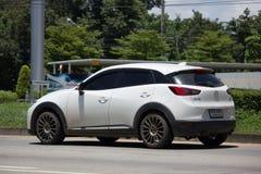 Personbil Mazda CX-3, cx3 Royaltyfri Bild