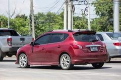 Personbil Nissan Pulsar Arkivfoto