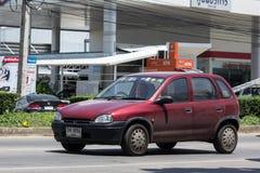 Personbil Opel gunga Arkivfoton