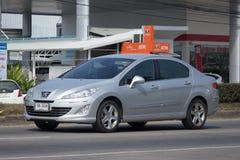 Personbil Peugeot 408 Arkivbilder