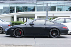 Personbil Porsche carrera 4s Royaltyfri Bild