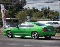 Personbil Toyota Celica Royaltyfri Foto