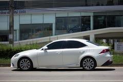 Personbilen Lexus ÄR blanden 300H Royaltyfri Foto