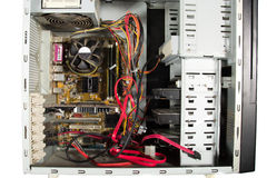 PersondatorPC Royaltyfria Bilder