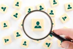 Personeel Stock Foto