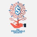 Personeel dat beduidend tot de groei van busi kan bijdragen Stock Foto's