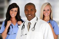 Personel Szpitala Zdjęcia Royalty Free