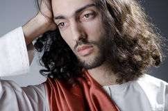 Personification of Jesus Royalty Free Stock Image