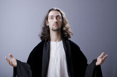 Personification of Jesus Royalty Free Stock Photo