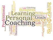 Personlig coachning Royaltyfria Bilder