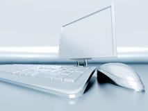 personlig dator Arkivbild