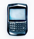 personlig e-post för kommunikationsapparat Arkivfoton