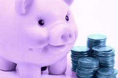 personlig finans 3 Arkivbilder