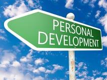 personlig utveckling Arkivbild