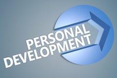 personlig utveckling vektor illustrationer
