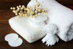personliga produkter för hygien Fotografering för Bildbyråer