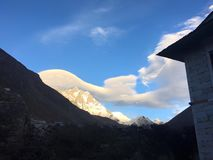 Personligheter av Everest Arkivfoton