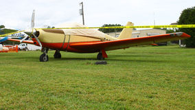 Personligt flygplan Arkivfoto