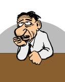 Personnage de dessin animé Images libres de droits