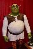 Personnage de dessin animé de Shrek Photo stock