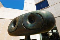 Personnage 1970 - Joan Miro - Barcelona Stock Afbeelding
