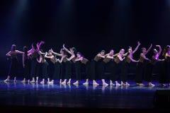 Personnalité et vulgarisation 1--Âne de drame de danse obtenir l'eau photos libres de droits