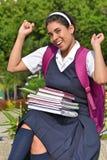 Personne colombienne catholique réussie photographie stock libre de droits