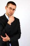 personne d'affaires Photo libre de droits