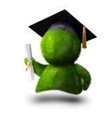 personne graduée Images stock