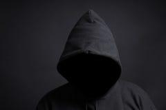 Personne sans visage Image stock