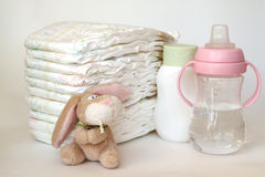 Personnel de bébé Image stock