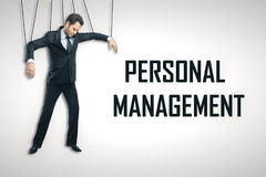 Personnel management concept Royalty Free Stock Image