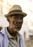 Personnes cubaines Image stock