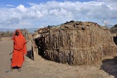 Personnes de Maasai images libres de droits