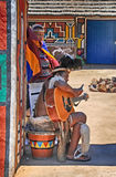Personnes de zoulou et de ndebele, Afrique du Sud Photo libre de droits