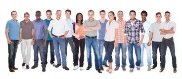 Personnes diverses dans les vêtements sport Photo stock
