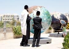 Personnes juives Photo libre de droits