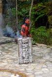 Personnes maya au Mexique Photographie stock libre de droits