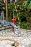 Personnes maya au Mexique Image stock