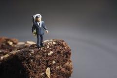 Personnes miniatures Photos stock