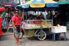 Personnes thaïlandaises Photographie stock