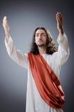 Personnification de Jésus-Christ Image libre de droits