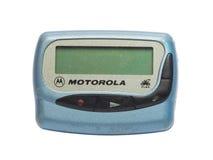 Personsökaren var den mycket populära apparaten i 90-tal Royaltyfri Bild