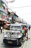 Persons shopping at Baclaran market, Manila Royalty Free Stock Photography