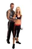 Persoonlijke Trainer Stock Foto's