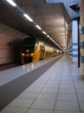 Perspectief in tunnel Royalty-vrije Stock Afbeeldingen