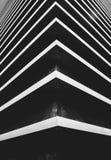 Perspectiefarchitectuur Stock Afbeelding