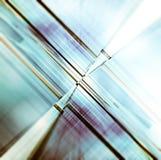 Perspectiva abstracta ilustración del vector