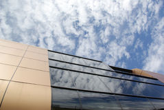 Perspectiva arquitectónica Fotografía de archivo